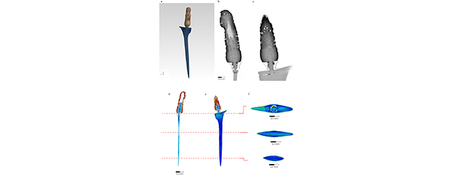 Imaging helps to spot fake ancient daggers