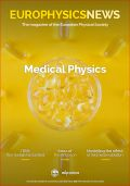 Europhysics News Cover page